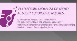 Lobby Europeo en Córdoba