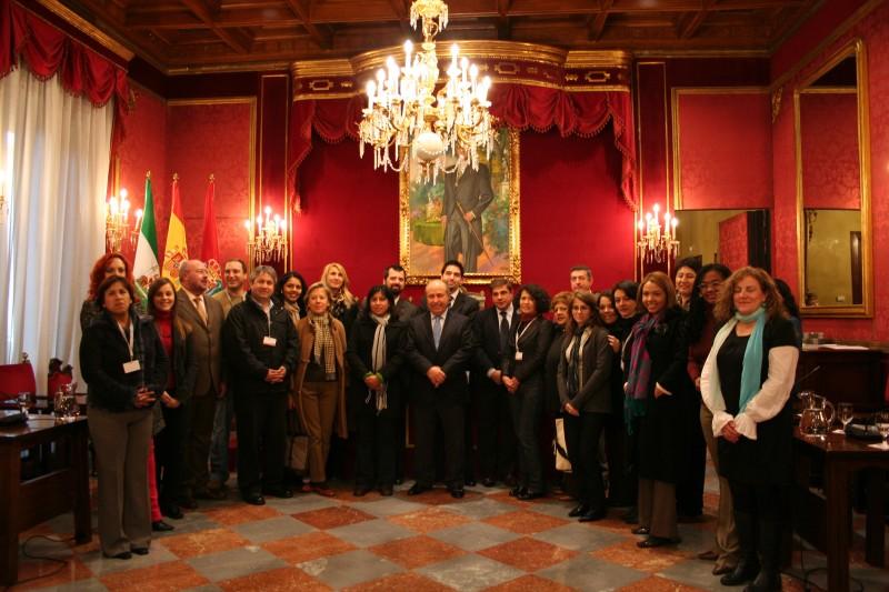I Encuentro Iberoamericano de Comunicadore/as Públicos en Granada